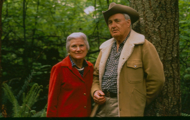 Doc and Connie Hellyer